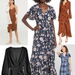 10 Easy Wrap Dresses for Fall