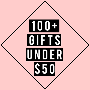 100 + AMAZON GIFTS UNDER $50