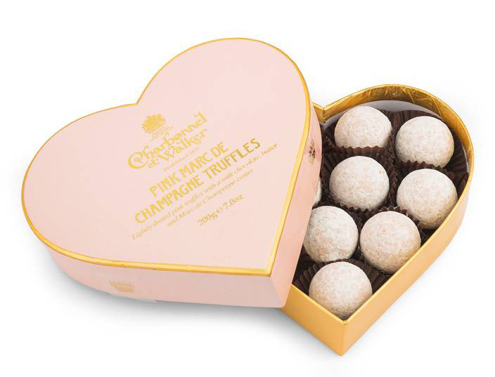 Gourmet Chocolates her for Valentiines Day under $55
