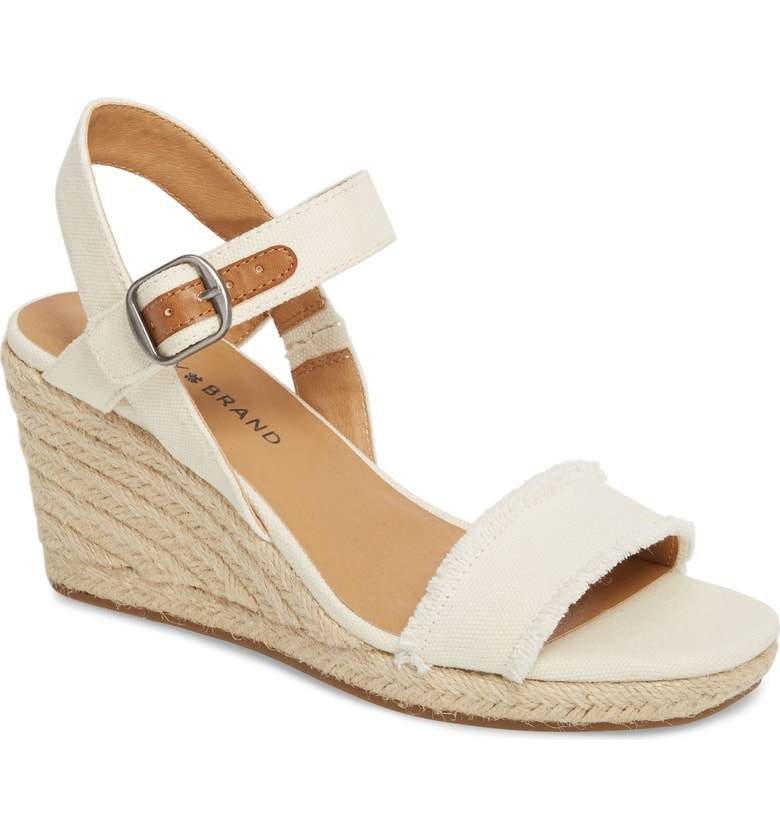 Marceline Square Toe wedge