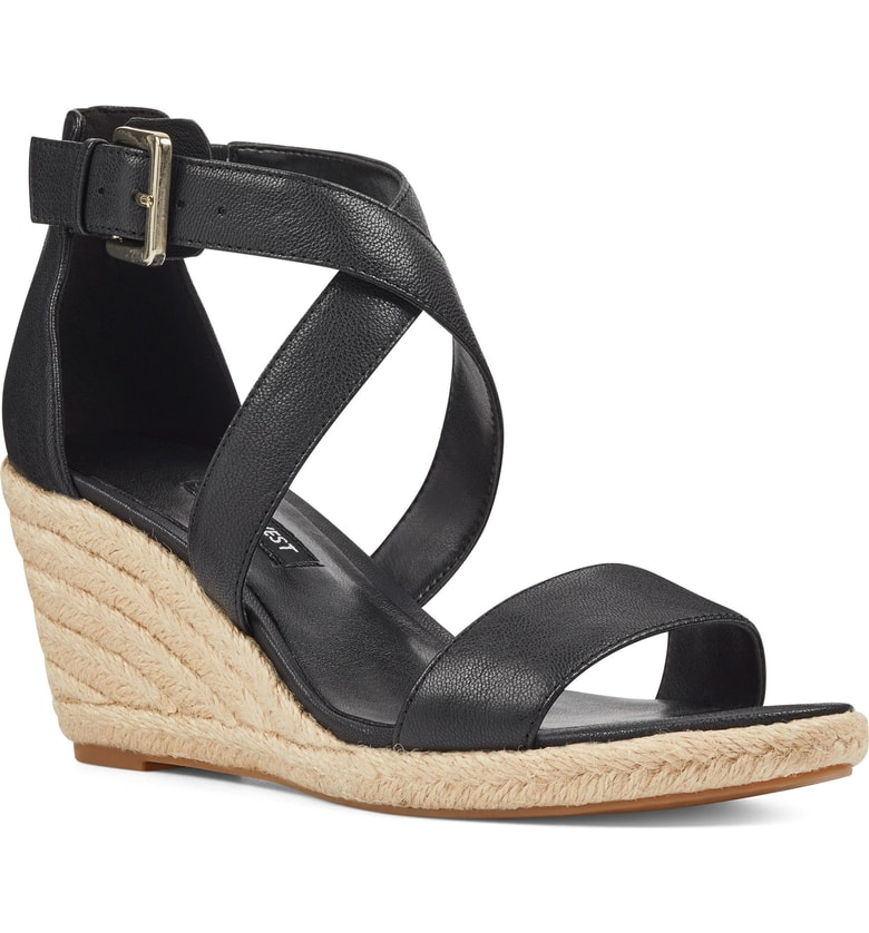 Espradille Summer Wedge Sandals