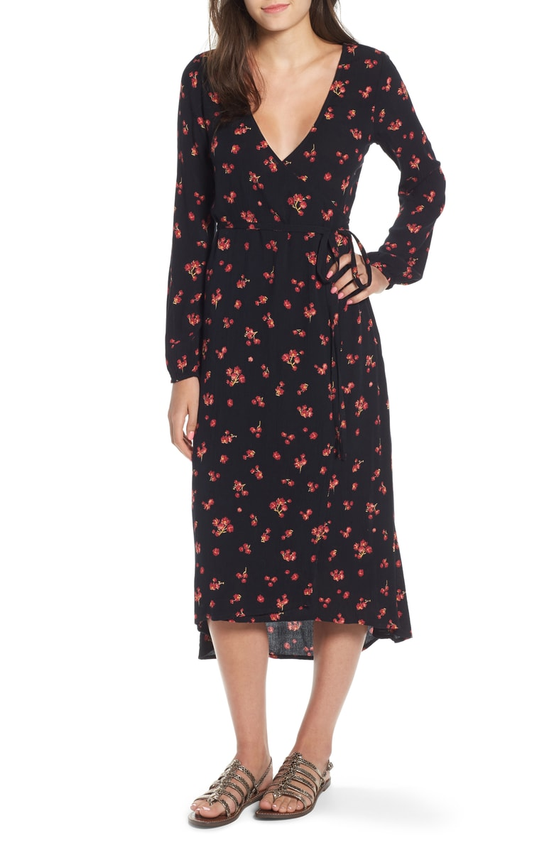 under $50 floral dress Nordstrom Anniversary sale