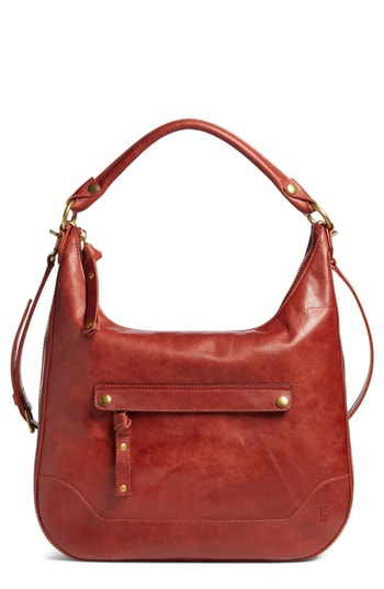Frye Boho Leather Bag on sale
