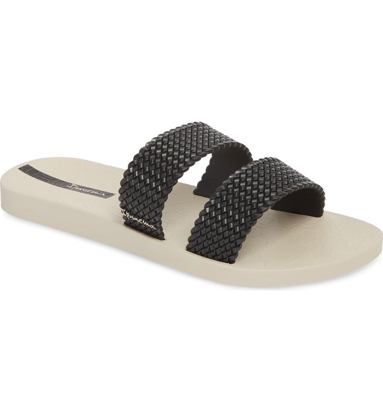 Impena city slide sandal for summer