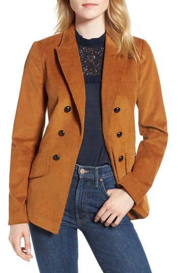 tan Corduroy jacket for fall