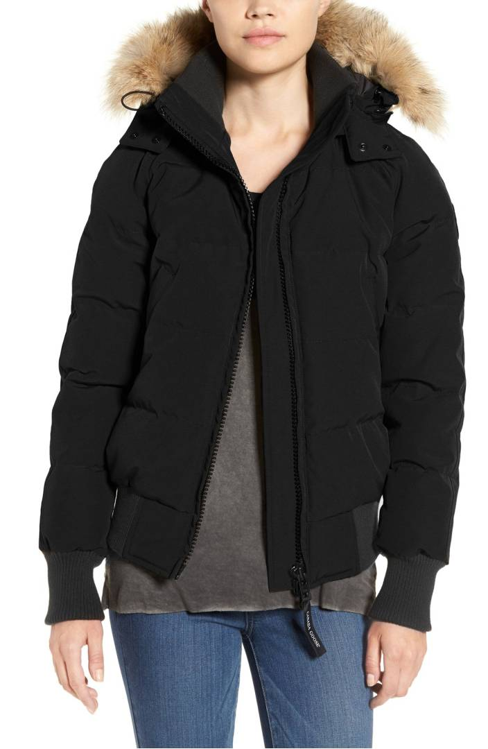 luxury bomber winter jacket