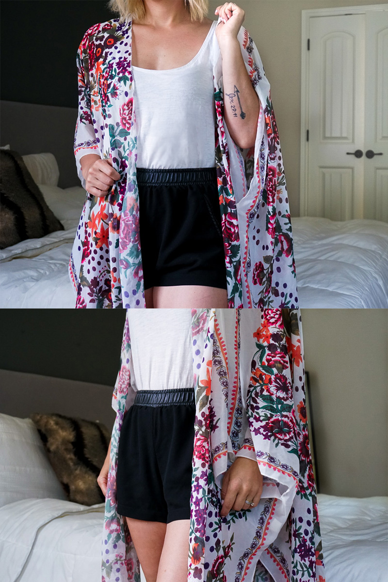 20 floral kimono cardigans for summer