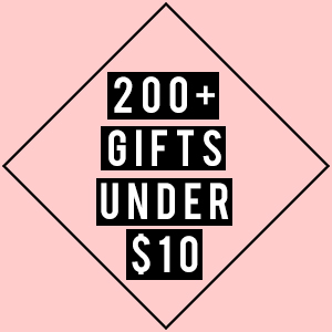 200 gifts under $10