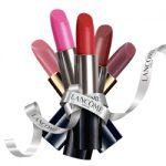 Lancome FREE shipping +5 FREE lipsticks!