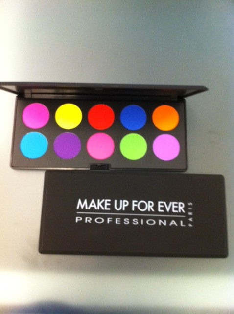 Makeup Forever's New Palette