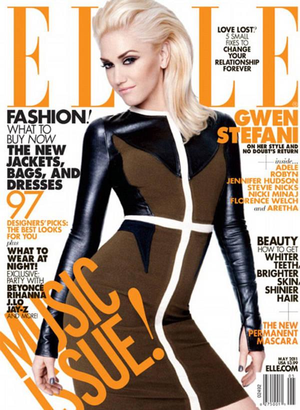 Gwen Stefani Makeup Tutorial