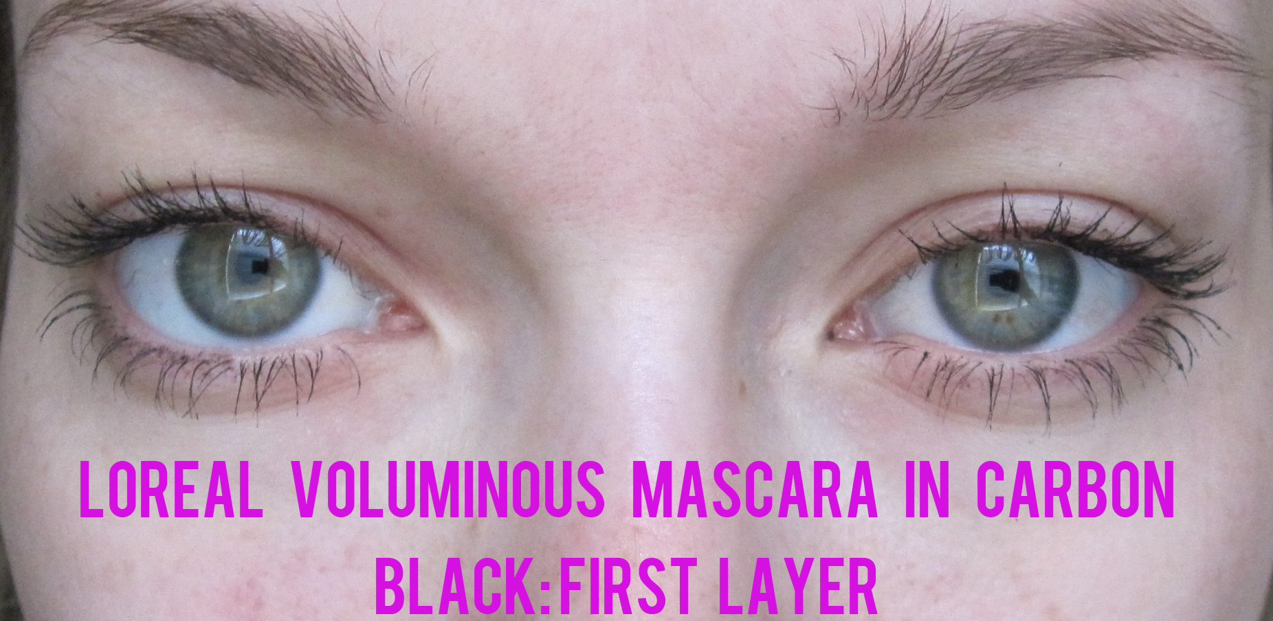 Review-Loreal Voluminous Mascara in Carbon Black - Citizens of Beauty