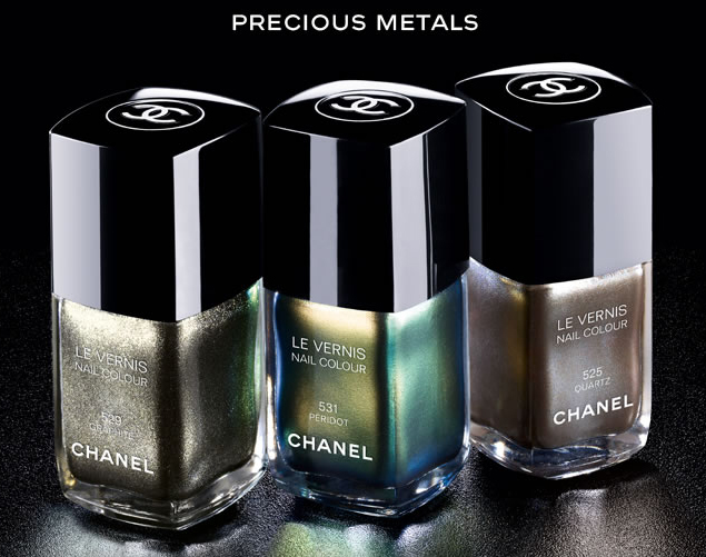 Chanel Fall 2011 Makeup Collection - Citizens of Beauty
