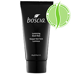 Review: Boscia Luminizing Black Mask (amazing)
