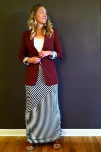 photo 200x300 Trend Alert: A Tailored Blazer for Every Body Type