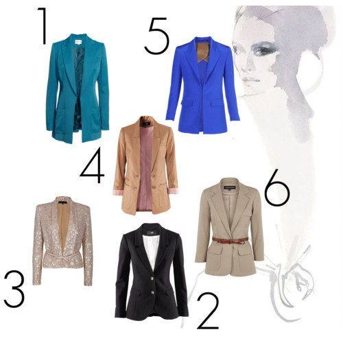 x 41 Trend Alert: A Tailored Blazer for Every Body Type