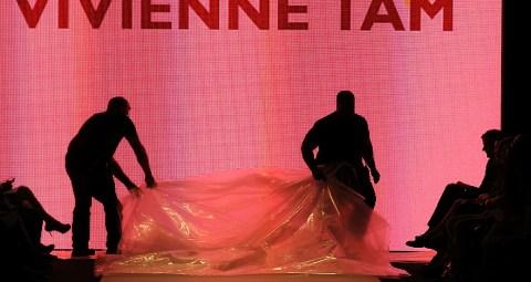 Mercedes-Benz Fashion Week: NYC 2011 Vivienne Tam