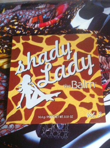 Review: The Balm Shady Lady Vol. 3