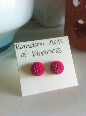 A Beautiful Thing: Random Act's Of Kindness