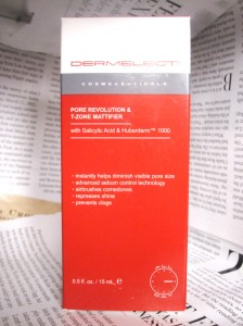 Review- Dermelect Pore Revolution & T-Zone Mattifier