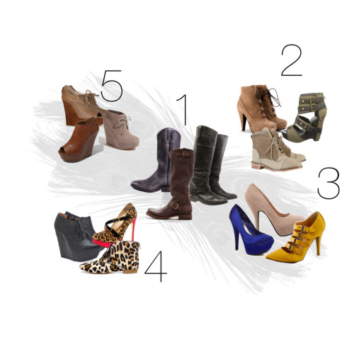 Trend Alert: Fall Shoe Essentials
