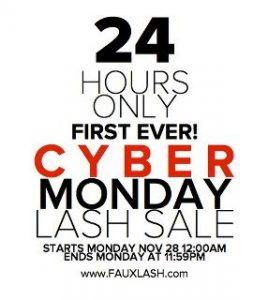 Faux Lashes 268x300 Black Friday and Cyber Monday  Beauty Edition