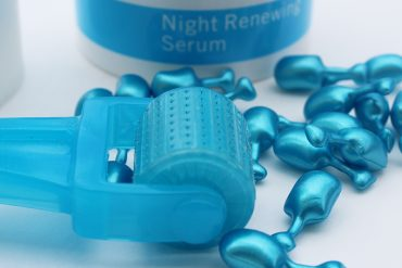 review of Rodan and fields AMP MD roller and Redefine kit
