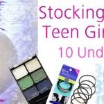 Stocking Stuffer's For Your Teen Girl: 10 Under $10!
