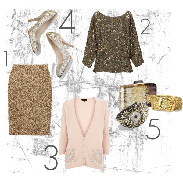 Winter Fashion: Sequins
