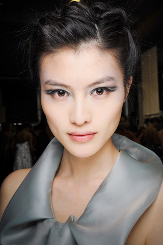 Giorgio Armani Luca Cannonieri 2012 Top 7 Beauty Trends