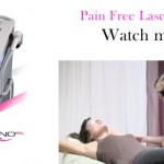 Pain Free Laser Hair Removal- Alma Soprano Laser Demo plus Q&A