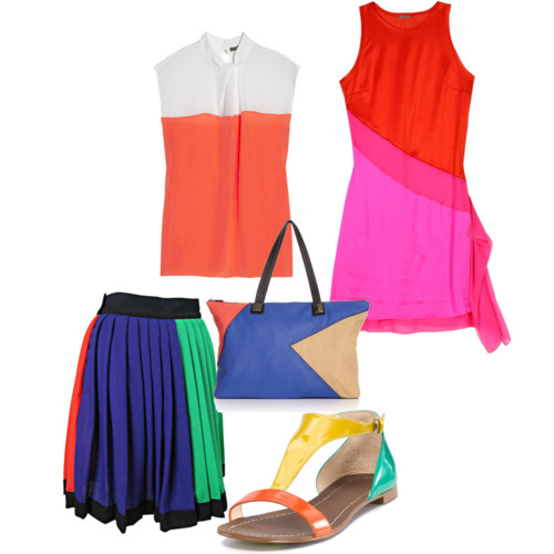 x 11 Top Wearable Fashion Trends: Spring 2012