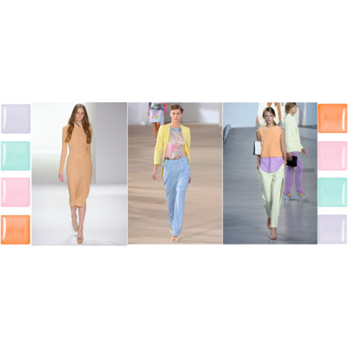 x Top Wearable Fashion Trends: Spring 2012
