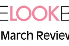 March Look Bag Review