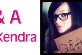 Q&A With Kendra