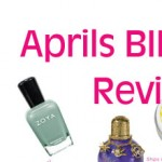 Aprils Birchbox Review Pandamonia!