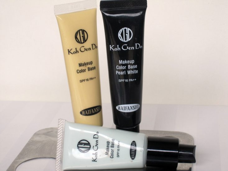 What does makeup primer do