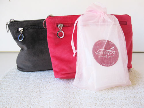 Vermeyca Bag Review 3 Review: Vemayca Washable Cosmetic Bag