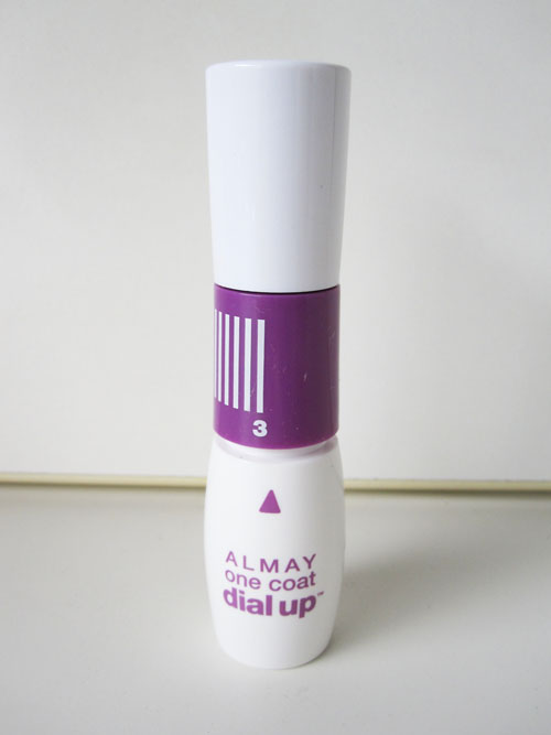 Almay Review picture 1 Almay One Coat Dial Up Mascara Review
