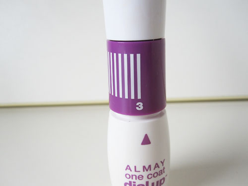Almay Review picture 6 Almay One Coat Dial Up Mascara Review