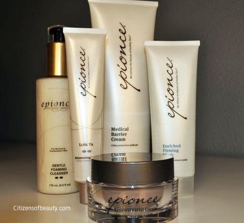 Epionce Skincare Review Review: Epionce Skincare