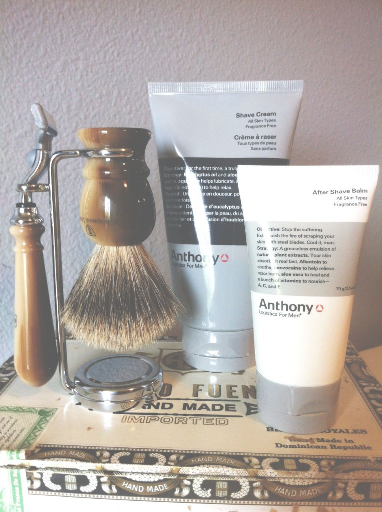 Grooming Lounge Anothony Logistics 764x1024 The Mens Grooming Guide