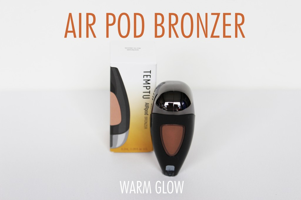 Temptu Air Pod Bronzer Warm Glow Review 1024x682 Review: Temptu Personal Use Airpod Airbrush System