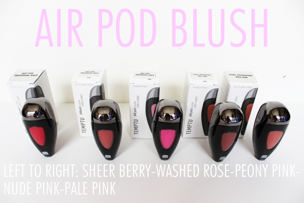 Temptu Personal Use System Review Blush 1024x682 Review: Temptu Personal Use Airpod Airbrush System