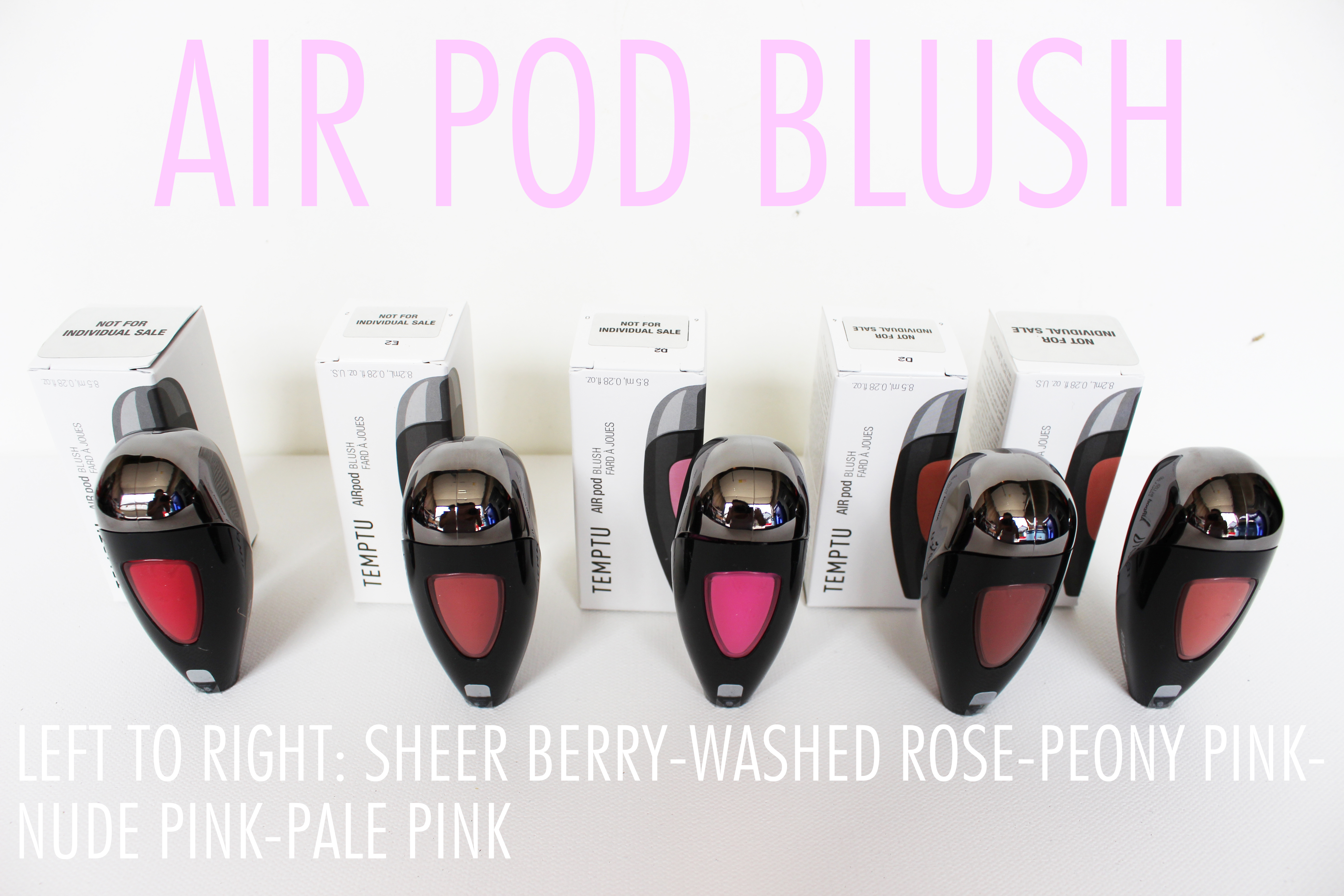 Review Temptu Personal Use Airpod Airbrush System