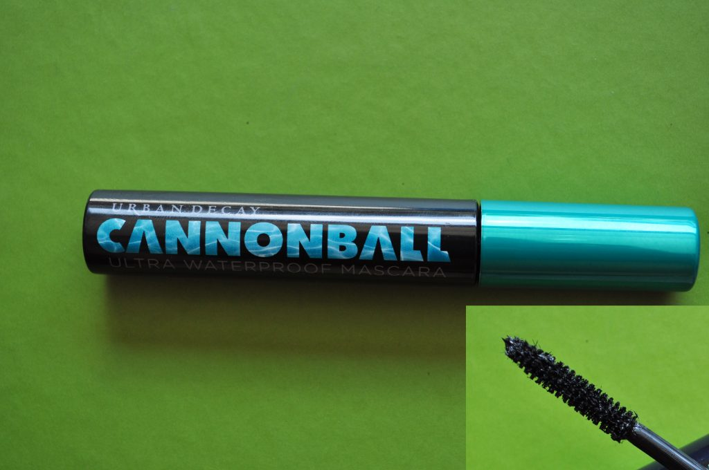 Urban Decay Cannonball Waterproof Mascara 2 1024x680 Waterproof Cosmetics Top Picks  On Portlands, AMNW
