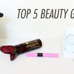 Top 5 Beauty Gadgets ON Portland, OR AMNW!