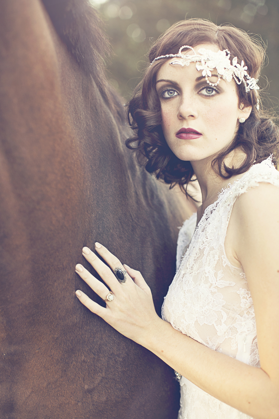 1920's Inspired Collaboration Photoshoot - Citizens of Beauty