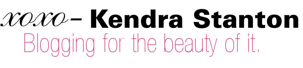 Kendra Signature NEW LOreal Colour Riche Eyeshadow Quad and Caress Aqua Lip Lacquer Review