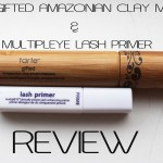 Review: Tarte Gifted Amazonian Clay Macara and MultiplEYE Lash Primer